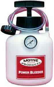 Motive Products 0112 - Motive Products Brake Power Bleeders and Accessories