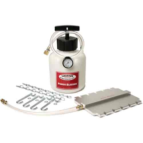Motive Products 0115 - Motive Products Brake Power Bleeders and Accessories