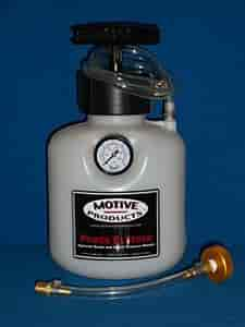 Motive Products 0165 - Motive Products Brake Power Bleeders and Accessories