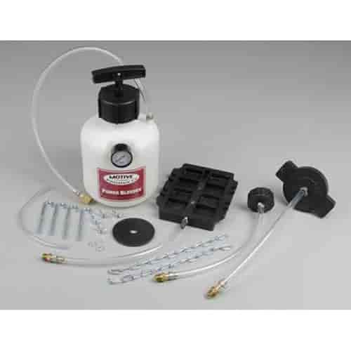 Motive Products 0250 - Motive Products Brake Power Bleeders and Accessories