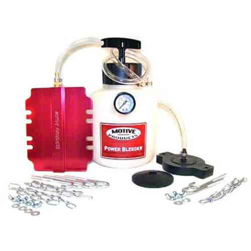 Motive Products 0252 - Motive Products Brake Power Bleeders and Accessories