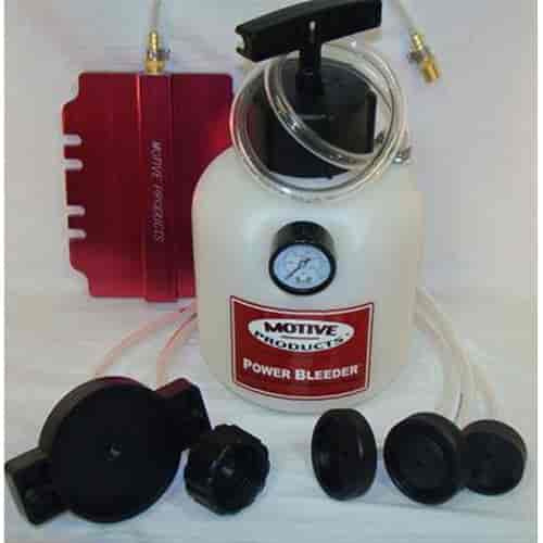 Motive Products 0260 - Motive Products Brake Power Bleeders and Accessories