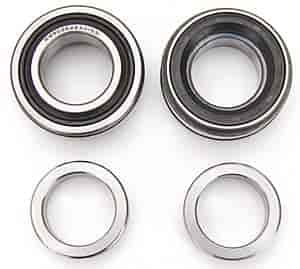 Moser Engineering 9507B - Moser Axle Bearings & Retaining Plates
