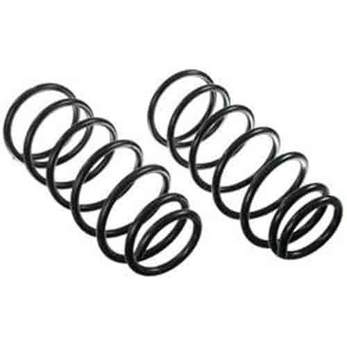 Moog 81081 Rear Coil Springs 2007 2010 Toyota Fj Cruiser