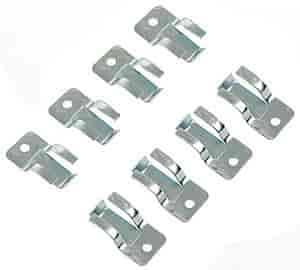 Mr. Gasket 1015 - Mr. Gasket Oil Deflecting Rocker Arm Clips