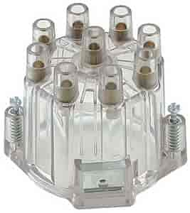 Mr. Gasket 1260 - Mr. Gasket Transparent Distributor Cap