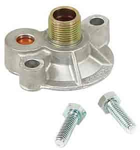 Mr. Gasket 1272 - Mr. Gasket Oil Filter Bypass Adapter