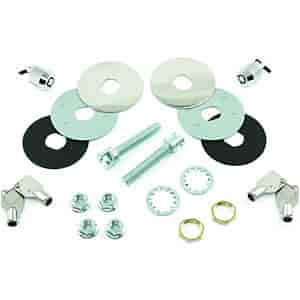 Mr. Gasket 1472 - Mr. Gasket Hood Security Locking Kit