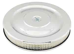 Mr. Gasket 1480 - Mr. Gasket Chrome-Plated Air Cleaners