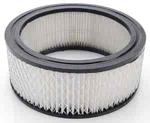 Mr Gasket Air Filter 6-1/2