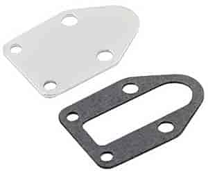 Mr. Gasket 1515 - Mr. Gasket Fuel Pump Block-Off Plates