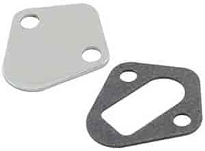 Mr. Gasket 1516 - Mr. Gasket Fuel Pump Block-Off Plates