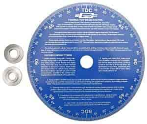 Mr. Gasket 1570 - Mr. Gasket Degree Wheel