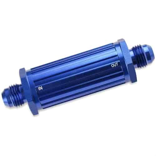 Mr. Gasket 2006:Billet Aluminum In-Line Fuel Filter | JEGS