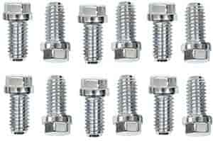 Mr. Gasket 2210G - Mr. Gasket Hex Head Stainless Header Bolts