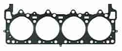 Mr. Gasket 3226G - Mr. Gasket Multi-Layered Steel (MLS) Head Gaskets