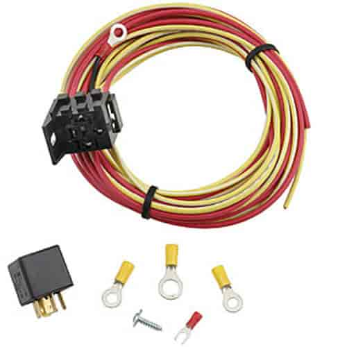 Mr. Gasket 40H - Mr. Gasket Fuel Pump Harness and Relay Kit
