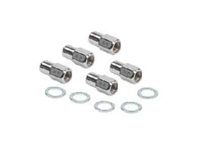 Mr. Gasket 4301G - Mr. Gasket Chrome Lug Nuts