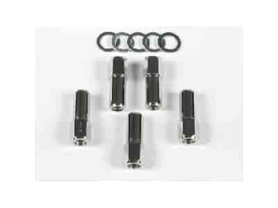 Mr. Gasket 4303G - Mr. Gasket Chrome Lug Nuts