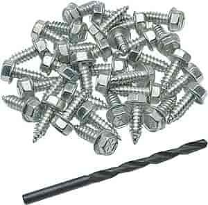 Mr. Gasket 4318 - Mr. Gasket Wheel Rim Screws
