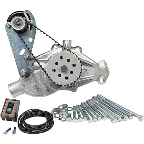 Mr. Gasket 4333 - Mr. Gasket Electric Water Pump Drive Kit