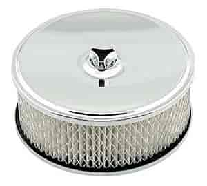 Mr. Gasket 4346 - Mr. Gasket Chrome-Plated Air Cleaners