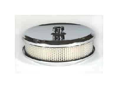 Mr. Gasket 4352 - Mr. Gasket Chrome-Plated Air Cleaners