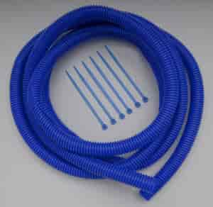 Mr Gasket 4512 - Mr. Gasket Convoluted Tubing
