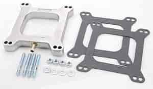 Mr Gasket 4945 - Mr. Gasket Aluminum Carb Spacer Kit