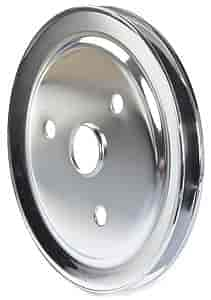 Mr. Gasket 4972 - Mr. Gasket Chrome-Plated Steel Pulleys