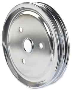 Mr. Gasket 4973 - Mr. Gasket Chrome-Plated Steel Pulleys
