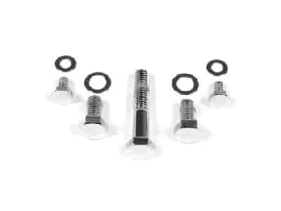 Mr. Gasket 5000 - Mr. Gasket Chrome Engine Bolt Kits