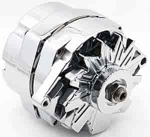 Mr. Gasket 5122 - Mr. Gasket Chrome Alternator