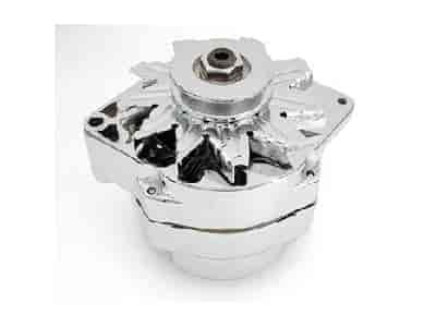 Mr. Gasket 5123 - Mr. Gasket Chrome Alternator