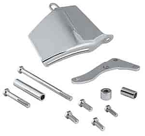 Mr. Gasket 5170 - Mr. Gasket Chrome Alternator Brackets