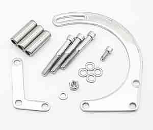 Mr. Gasket 5179 - Mr. Gasket Chrome Alternator Brackets