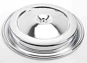 Mr. Gasket 5191 - Mr. Gasket Chrome Air Cleaner Lids for GM Trucks
