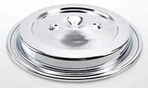 Mr. Gasket 5197 - Mr. Gasket Chrome Air Cleaner Lids for GM Trucks