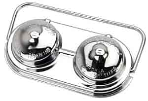 Mr. Gasket 5270 - Mr. Gasket Master Cylinder Covers