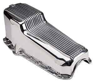 Mr. Gasket 5415 - Mr. Gasket Aluminum Oil Pan