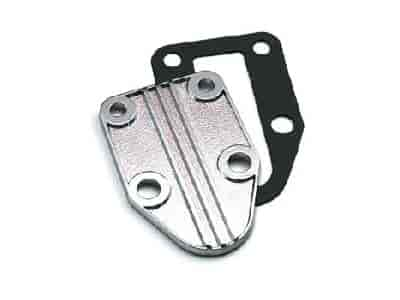 Mr. Gasket 5421 - Mr. Gasket Fuel Pump Block-Off Plates