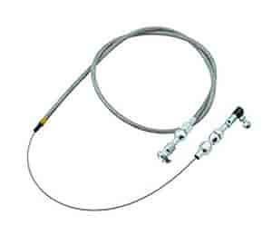 Mr. Gasket 5659 - Mr. Gasket Stainless Steel Throttle Cable