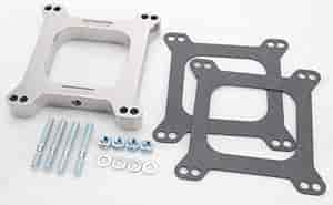 Mr. Gasket 6005 - Mr. Gasket Aluminum Carb Spacer Kit