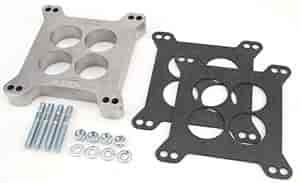 Mr. Gasket 6006 - Mr. Gasket Aluminum Carb Spacer Kit