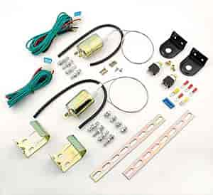 Mr. Gasket 6188 - Mr. Gasket Electric Door Kit