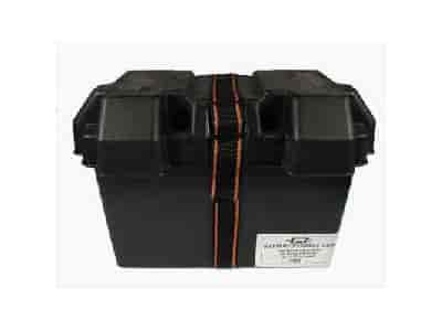 Mr. Gasket 6281 - Mr. Gasket Trunk Mounted Battery Kit