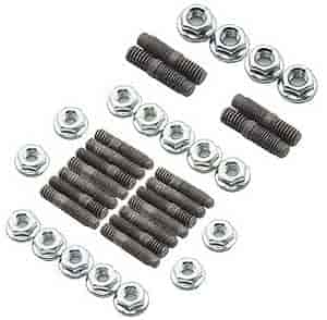 Mr. Gasket 6315 - Mr. Gasket Oil Pan/Timing Cover Stud Kits