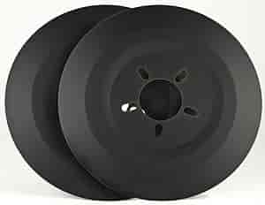 Mr. Gasket 6906 - Mr. Gasket Wheel Dust Shields
