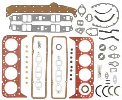 Mr. Gasket 7148 - Mr. Gasket Engine Overhaul Gasket Kit