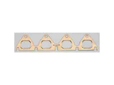 Mr. Gasket 7225 - Mr. Gasket Embossed Aluminum Exhaust Gaskets